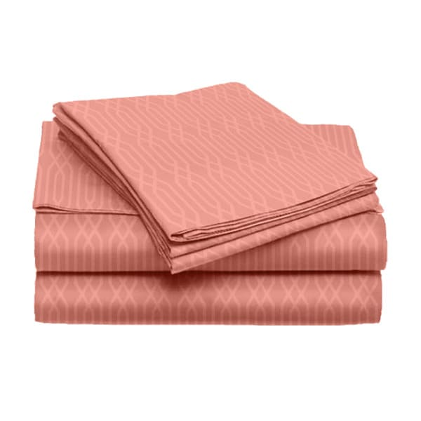 Home Dynamix Chelsea Willow Collection Solid Color Megyn Sheet Set (4 piece set)