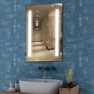 Vanity Art LED Lighted Mirror with Sensor Switch|https://ak1.ostkcdn.com/images/products/12364410/P19190621.jpg?impolicy=medium