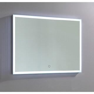 Vanity Art LED-lighted Touch Sensor Mirror