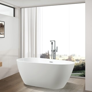 Soaking Tubs Shop The Best Brands Overstock Com