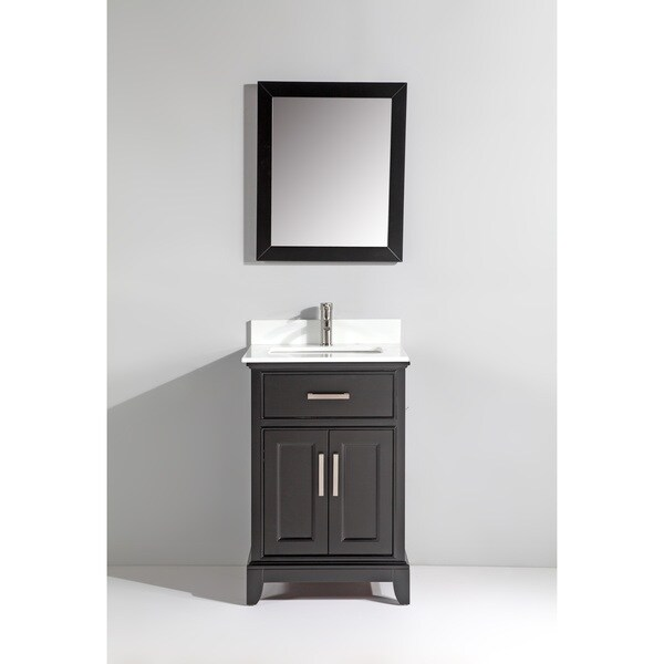Vanity Art 30inch Singlesink Bathroom Vanity Set with Phoenix Stone Top  Free Shipping Today