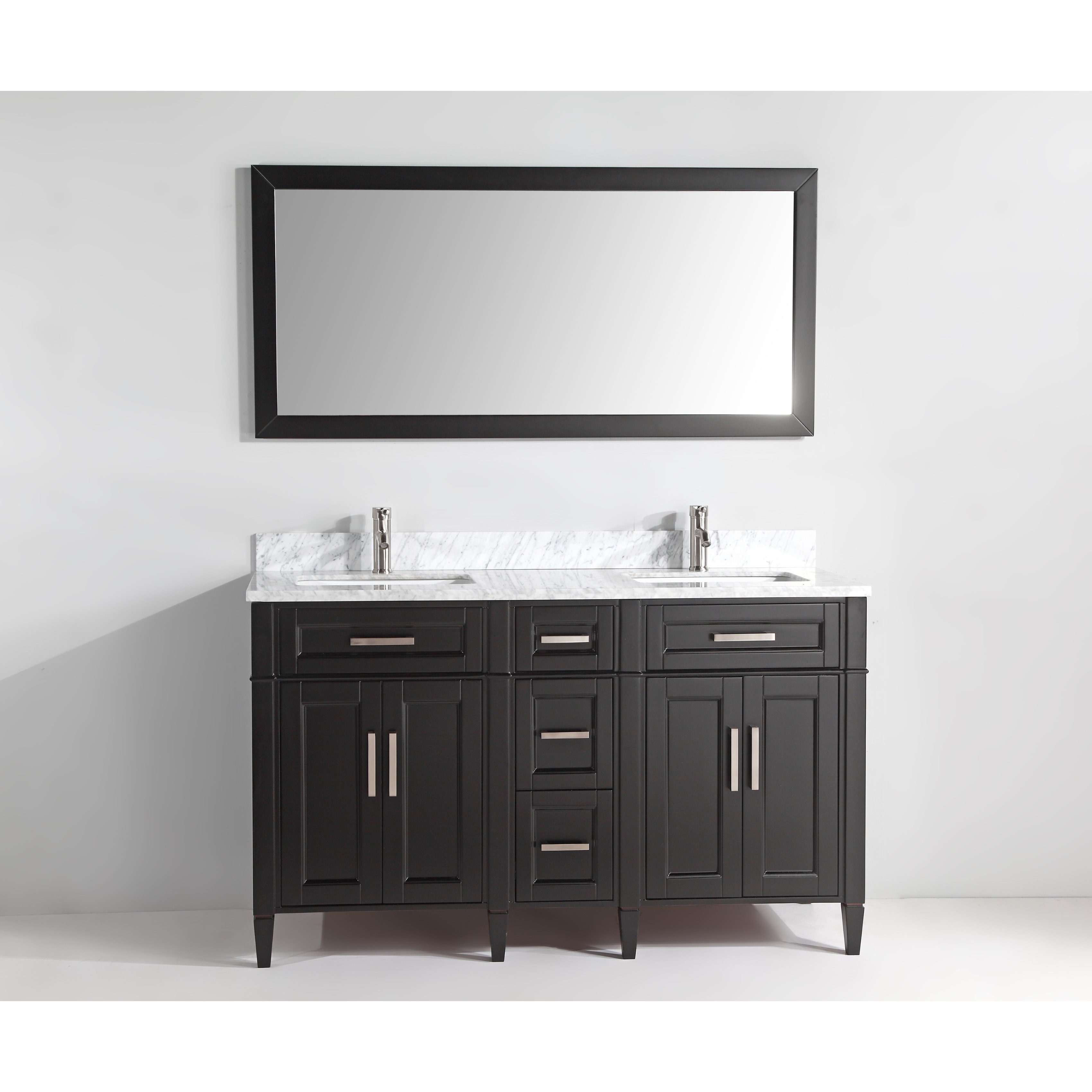 pin espresso dark undermount double for vanity sinks mahogany keller