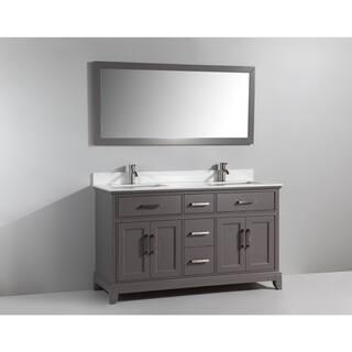 Buy Size Double Vanities Grey Bathroom Vanities Vanity Cabinets