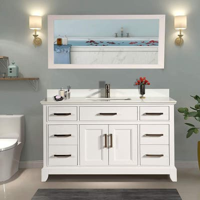 Buy Single 60 Inch Bathroom Vanities Vanity Cabinets Online At