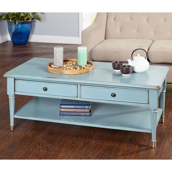 Simple Living Emilia Coffee Table Free Shipping Today Overstock