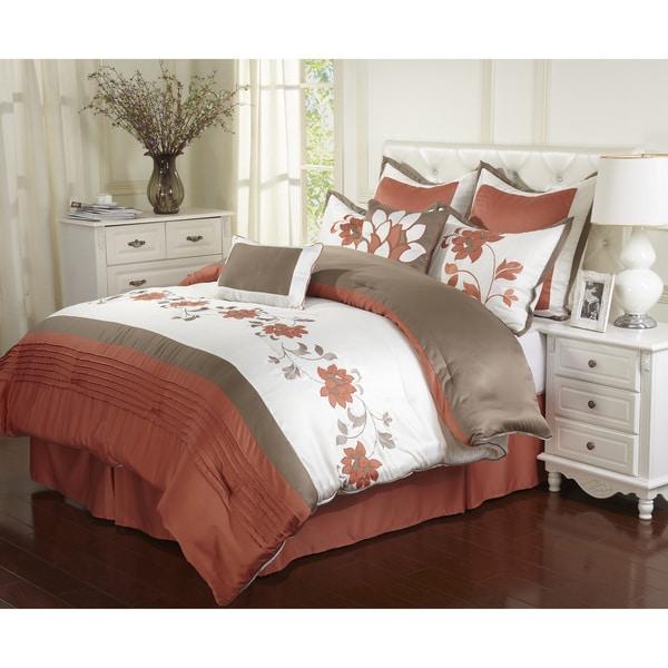 Nanshing MacKenzie 8-piece Comforter Set
