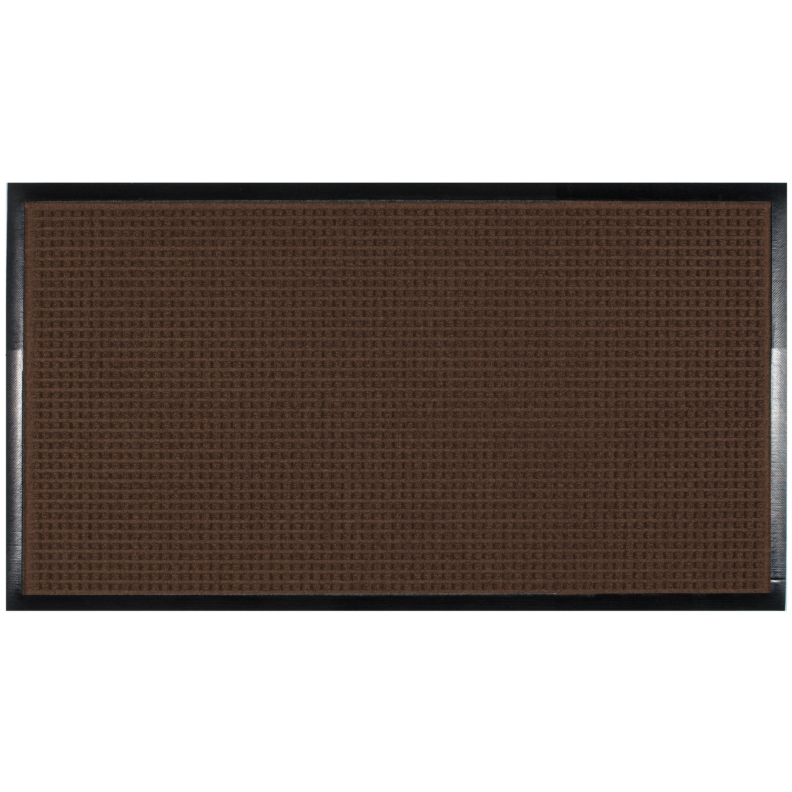 3a6cfe1f0354 Guardian Waterguard Indoor/outdoor Wiper Scraper Floor Mat Rubber/nylon 3x4  R. About this product. Picture 1 of 5; Picture 2 of 5; Picture 3 of 5 ...