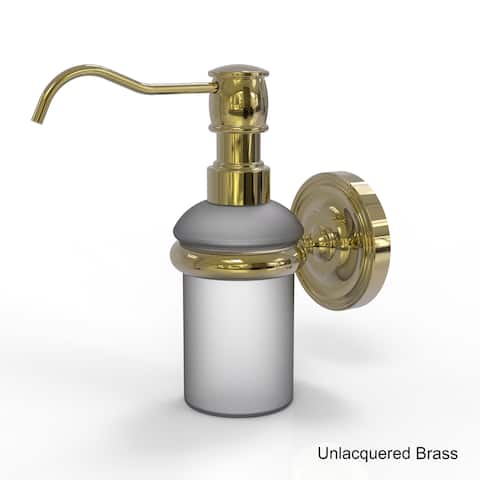 Allied Brass Prestige Regal Collection Wall Mounted Soap Dispenser