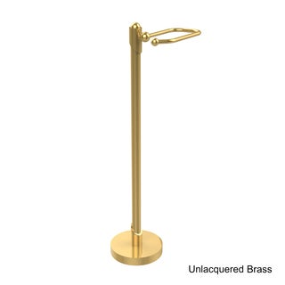 Allied Brass Soho Collection Free-standing Toilet Tissue Holder