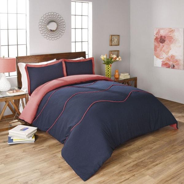Vue Sapphire 3-piece Comforter Set
