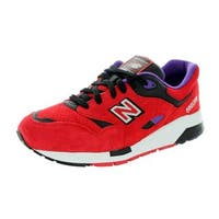 New Balance Men's CM1600 Classics Red/Black/Purple Running Shoes