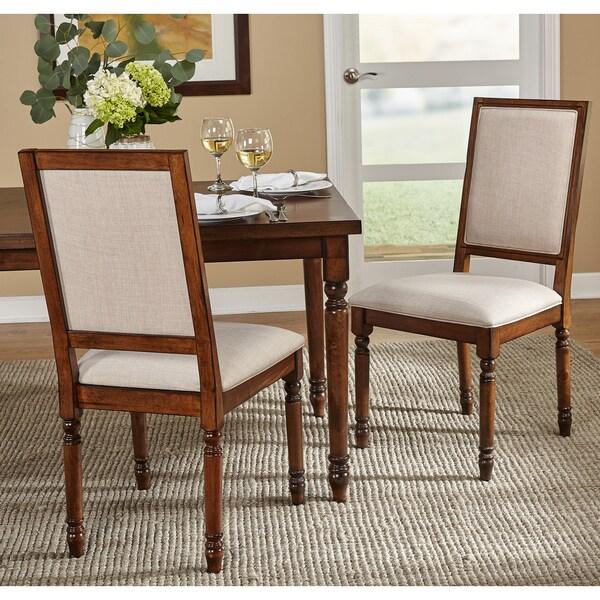 Shop Simple Living Venus Dining Chair Set Of 2 Free