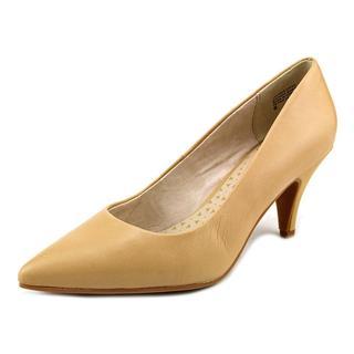Seychelles Women's Dont Let Go Tan Leather Dress Shoes