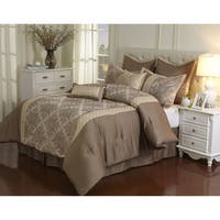 Nanshing Fairmount 8-piece Bedding Comforter Set