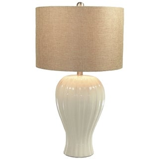 Darling Off-white Ceramic Table lamp