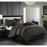 Nanshing Corell Bronze 7-piece Comforter Set