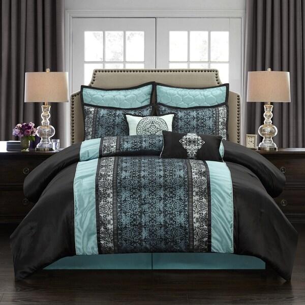 Nanshing Arabesque 8-piece Comforter Set