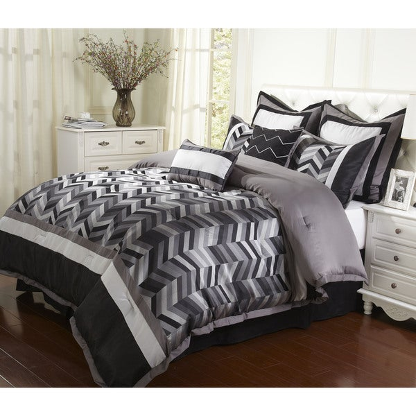 Nanshing Alex 8-piece Comforter Set