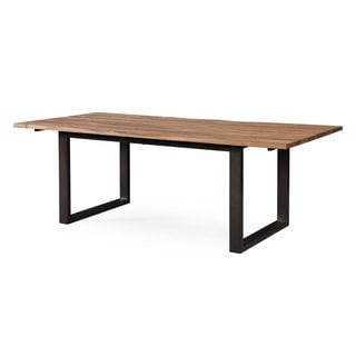 Carter Rustic Elm Table