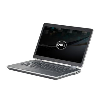 Dell Latitude E6430s Core i5-3320M 2.6GHz 3rd Gen CPU 8GB RAM 240GB SSD Windows 10 Pro 14-inch Laptop (Refurbished)