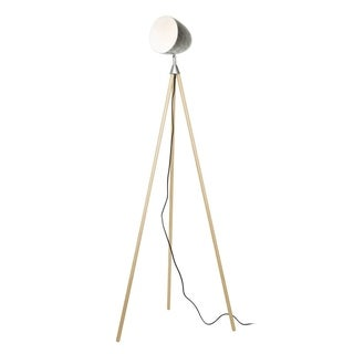Euro Style Collection Milano Metal Body 67-inch Tripod Floor Lamp