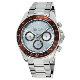 SO&CO New York Men's Monticello Quartz Watch