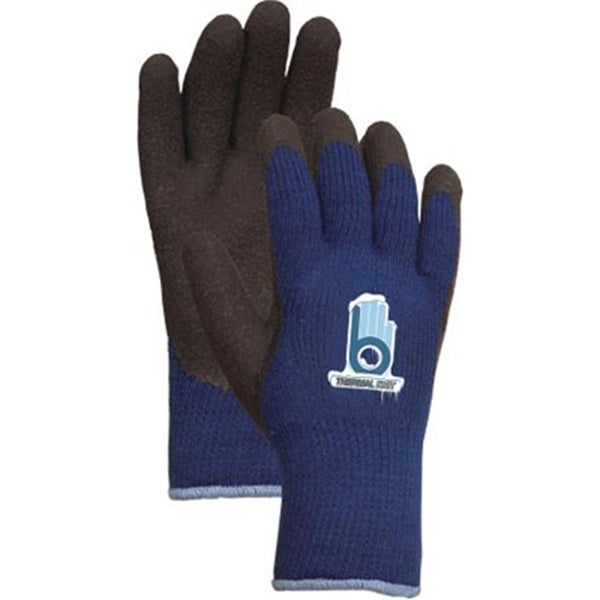 Blue Thermal Rubber Palm M