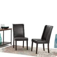 WYNDENHALL Sedona Deluxe Dining Chairs (Set of 2)