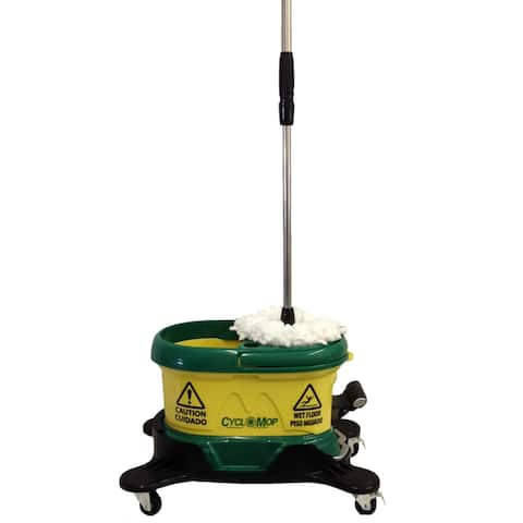 """Bissell Commercial CM500D-GRN """"Cyclomop"""" Spin Mop"""
