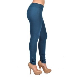 C'est Toi Pull-on-style Navy Leggings