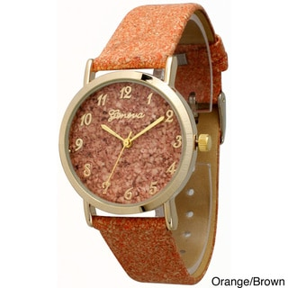 Olivia Pratt Women's Multicolor Stainless Steel Unique-looking Watch