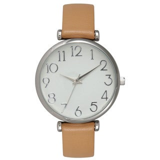 Olivia Pratt Women's Modern Leather Watch