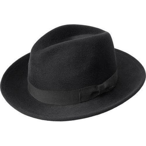 c06f8a71369d33 Shop Men's Bailey of Hollywood Criss Wide Brim Hat 71001BH Black - Free  Shipping Today - Overstock - 12366972
