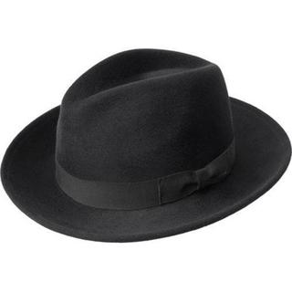 Men's Bailey of Hollywood Criss Wide Brim Hat 71001BH Black