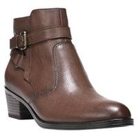Women's Naturalizer Zakira Bootie Tan Leather