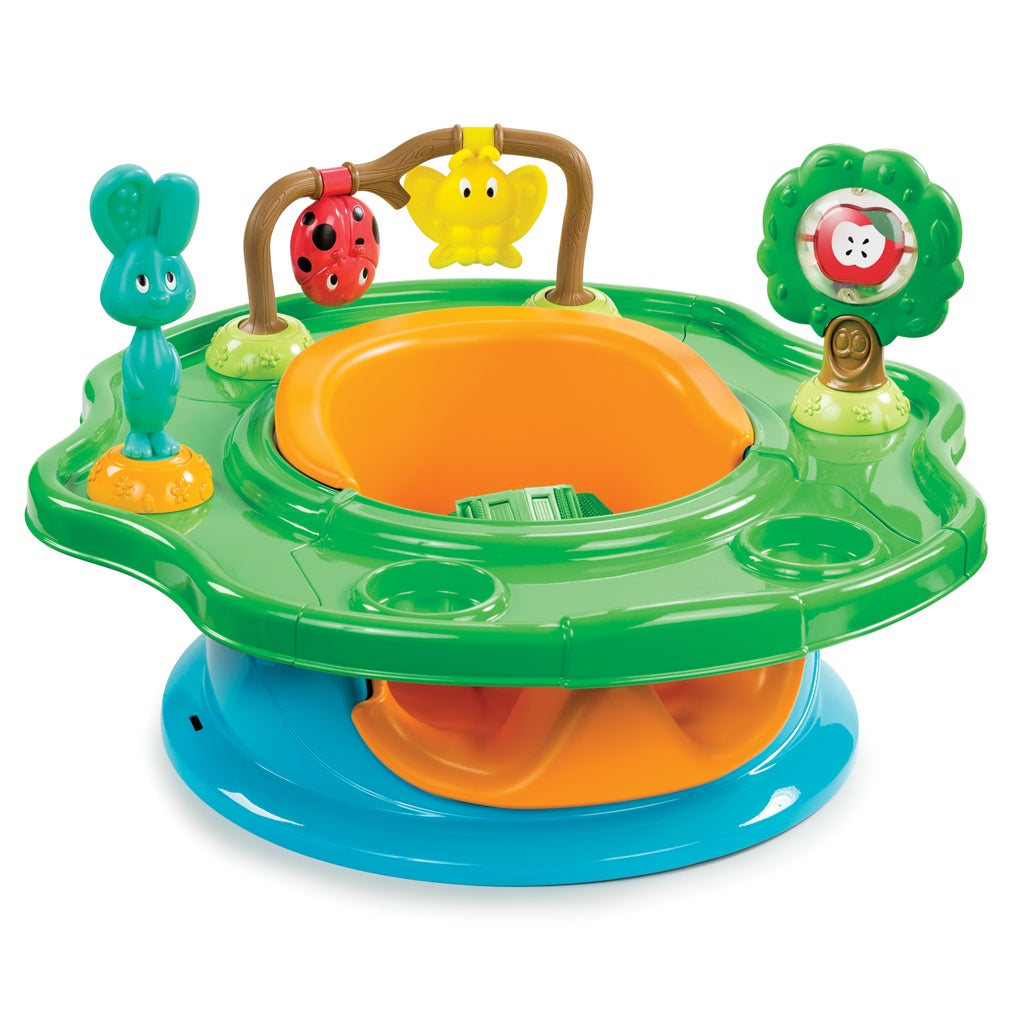 Summer Infant Products 3-Stage SuperSeat, Forest (Green) ...