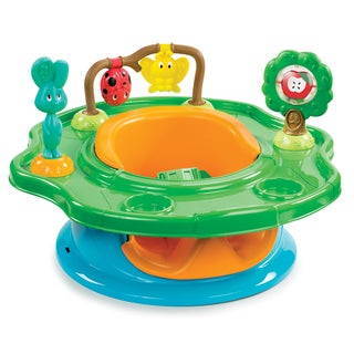 Summer Infant 3-Stage SuperSeat, Forest Friends