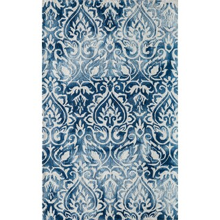 Hand-Hooked Florentina Polyester Rug (3'6 x 5'6)