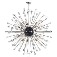Hudson Valley Liberty 18-Light Polished Nickel Chandelier