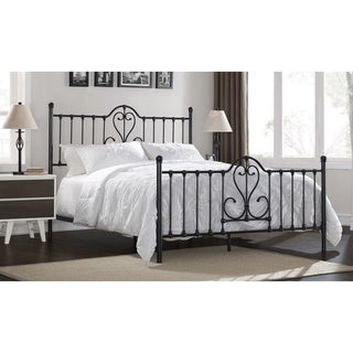 Libby Delicate Queen-size Metal Bed