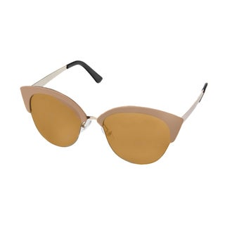 Hot Optix Ladies Fashion Cat-eye Sunglasses