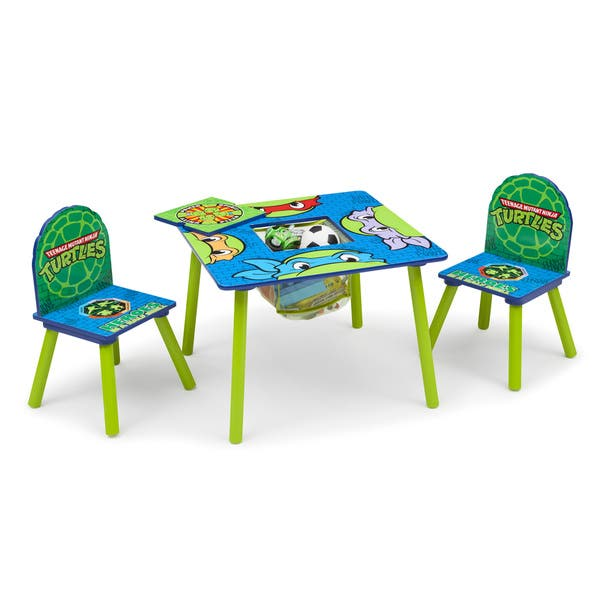 Miraculous Shop Nickelodeon Teenage Mutant Ninja Turtles Table Chair Ibusinesslaw Wood Chair Design Ideas Ibusinesslaworg