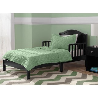 Black Delta Children Baker Toddler Bed
