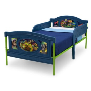 Nickelodeon Teenage Mutant Ninja Turtles Twin Bed