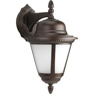 Progress Lighting Westport CFL Collection P5863-20WB One-light Wall Lantern