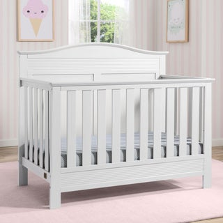 Serta Barrett Bianca 4-in-1 Convertible Crib