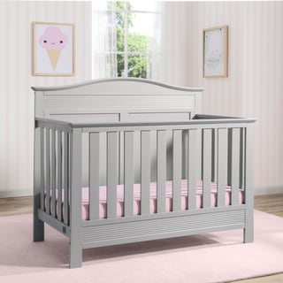 Link to Serta Barrett 4-in-1 Convertible Crib Similar Items in Kids' & Toddler Furniture
