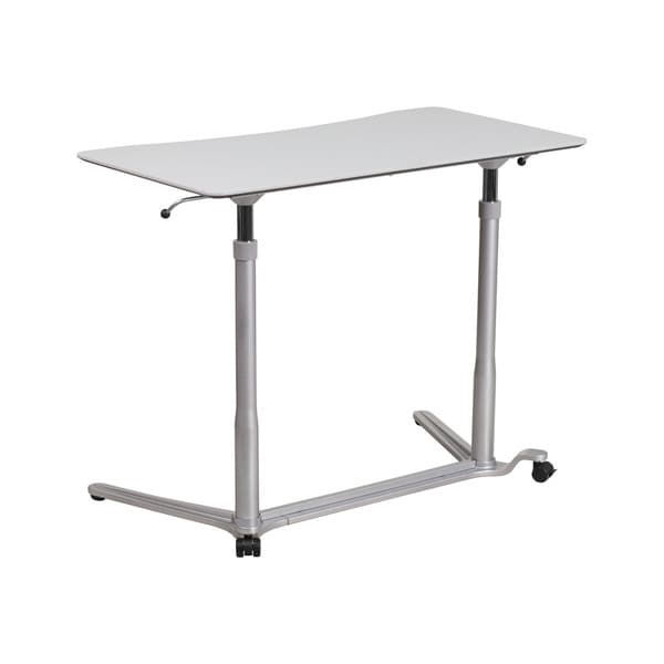 -Up Computer Desk - Free Shipping Today - Overstock.com - 19194704