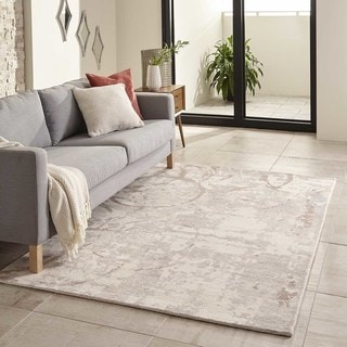 Hand-Tufted Gallery Boulder Wool Rug (7'6 x 9'6)