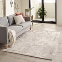 Momeni Illusions Hand-Tufted Wool Rug (7'6 x 9'6) - 7'6 x 9'6